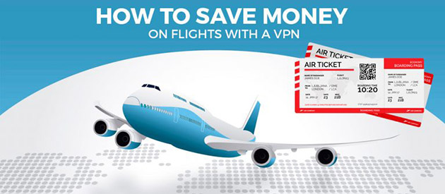 How to Save Money on Flights With a VPN