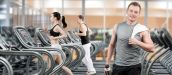Don't sweat the small stuff: motivate yourself to go to gym
