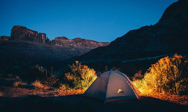 Beginner tips for camping like a champ