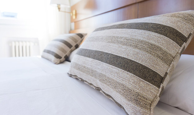 Reassess your bedtime routine to ensure a good night's rest