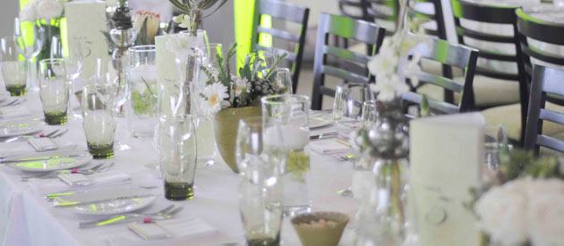 Look for the signs: it's not too late to call in a wedding planner