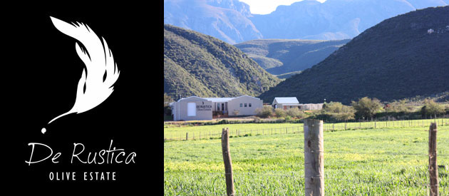 De Rustica Olive Estate - Klein Karoo (South Africa)