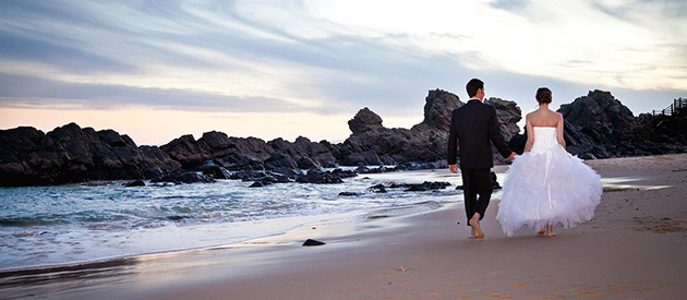 Plettenberg Bay nominated as a premier wedding destination