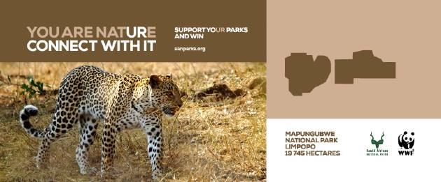 WWF and SANParks - Support Your Parks