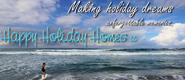 HAPPY HOLIDAY HOMES CC