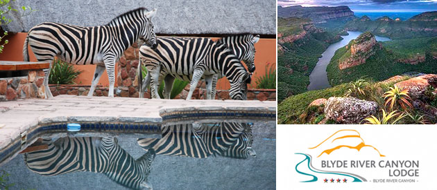 BLYDE RIVER CANYON LODGE, HOEDSPRUIT