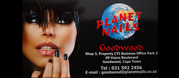 PLANET NAILS GOODWOOD