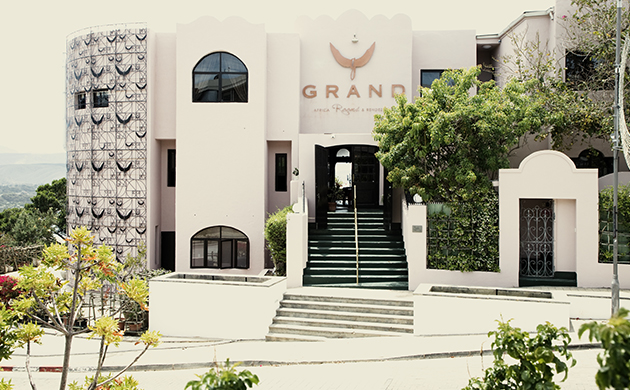 GRAND AFRICA ROOMS & RENDEZVOUS, PLETTENBERG BAY