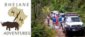BHEJANE 4X4 ADVENTURES - Secrets Of The Knysna Forest