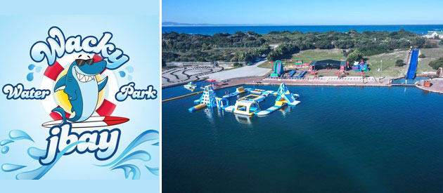 WACKY WATER PARK, JEFFREYS BAY