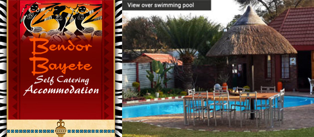 Bendor Bayete, luxury, self- catering, overnight accommodation, Polokwane, Limpopo, Capricorn, South Africa