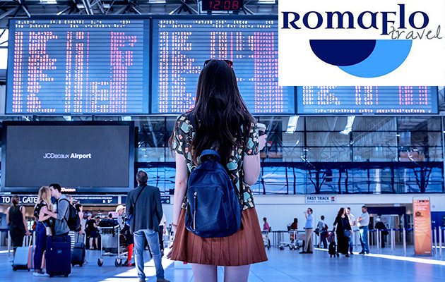 ROMAFLO TRAVEL - WORLDWIDE TRAVEL AGENT