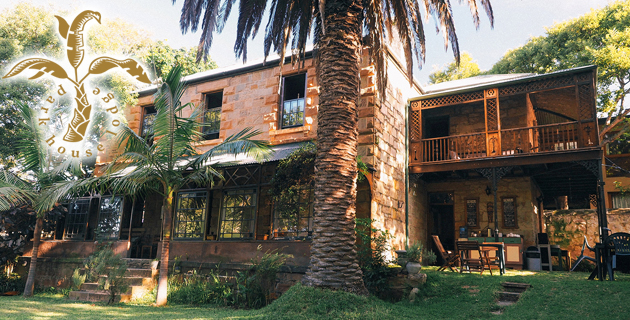 PARK HOUSE LODGE, MOSSEL BAY