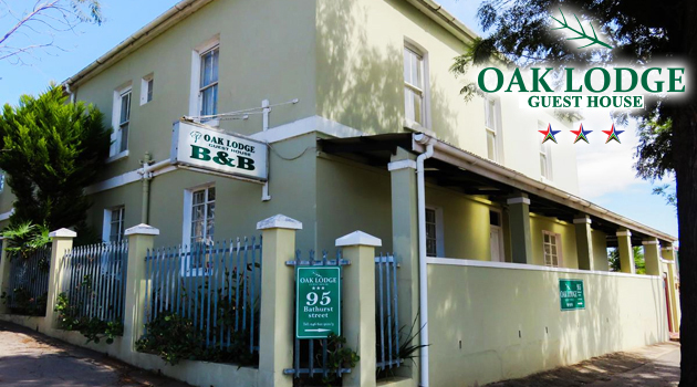 OAK LODGE GUESTHOUSE, GRAHAMSTOWN