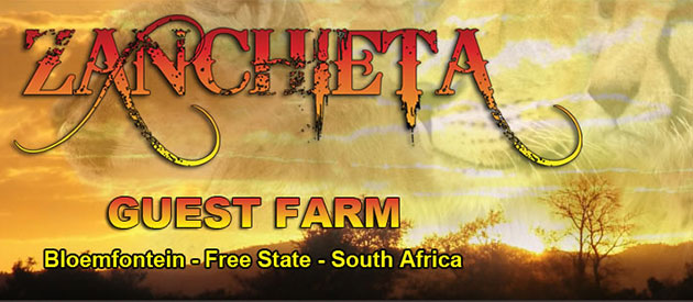 ZANCHIETA GUEST FARM