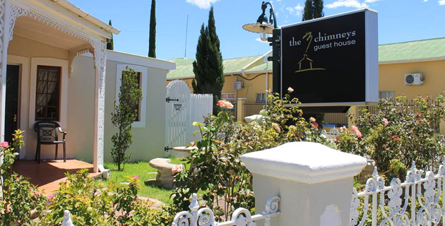 THE 3 CHIMNEYS GUEST HOUSE, BEAUFORT WEST