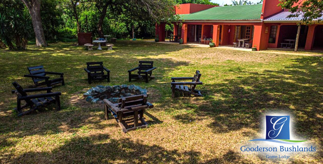 BUSHLANDS GAME LODGE GLAMPACKERS - HLUHLUWE