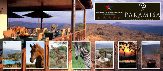 PAKAMISA PRIVATE GAME RESERVE, PONGOLA