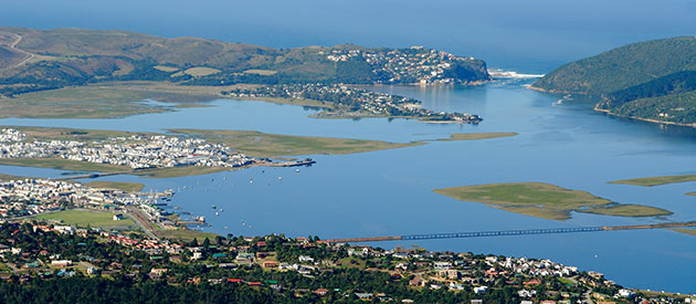 GARDEN ROUTE NATIONAL PARK - KNYSNA