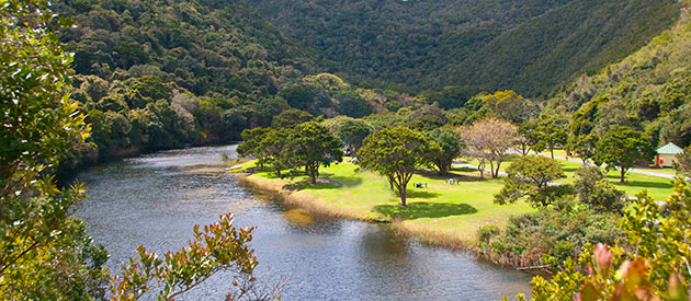 GARDEN ROUTE NATIONAL PARK - WILDERNESS