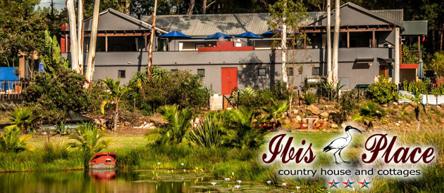 IBIS PLACE Country House & Cottages, George