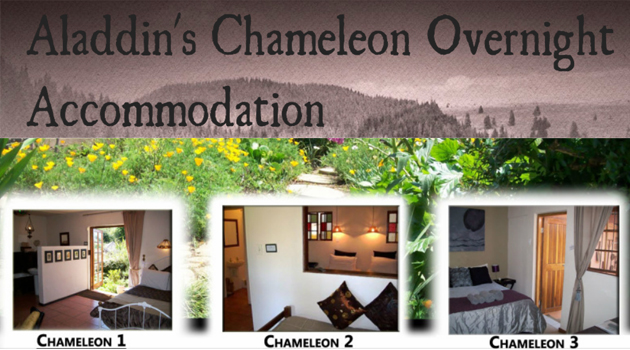 ALADDIN'S CHAMELEON OVERNIGHT ACCOMMODATION