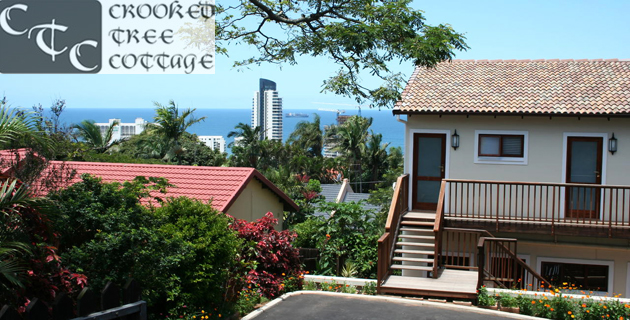 CROOKED TREE COTTAGE, UMHLANGA ROCKS