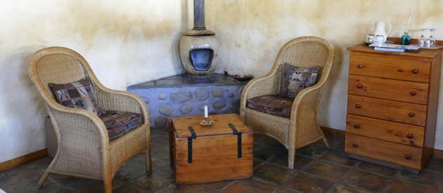 THE RETREAT AT GROENFONTEIN, CALITZDORP (20km)