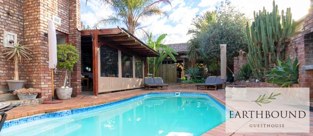 EARTHBOUND GUESTHOUSE, OUDTSHOORN