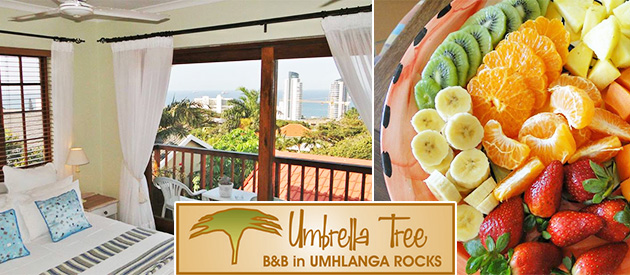 UMBRELLA TREE BED AND BREAKFAST