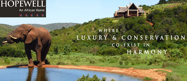 HOPEWELL PRIVATE GAME RESERVE, ADDO