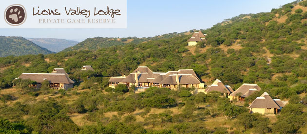 LIONS VALLEY LODGE, LADYSMITH (31km)
