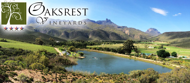OAKSREST VINEYARDS GUEST FARM, LADISMITH